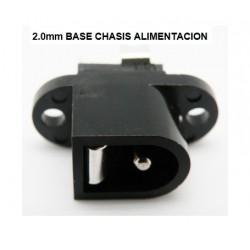BASE CHASIS ALIMENT.2.0MM