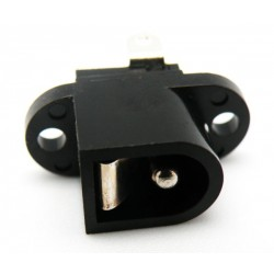 CONECTOR CHASIS ALIMENT.2.5MM