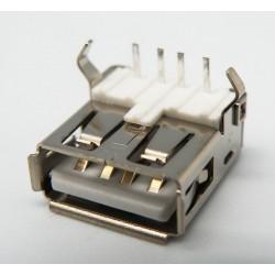 CONECTOR USB TIPO A HEMBRA C.I.