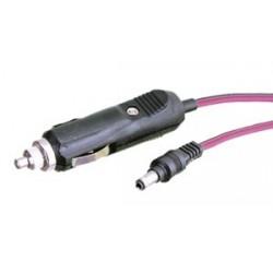 CONECTOR MECHERO 2,1MM CON CABLE