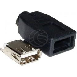 CONECTOR USB *A* HEMBRA