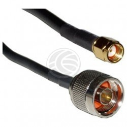 CABLE HDF200 N-M A RSMA-M 1M.
