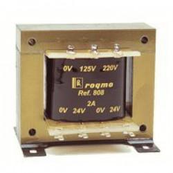 TRANSFORMADOR ROQMO 12V+12V 0,5A ST709