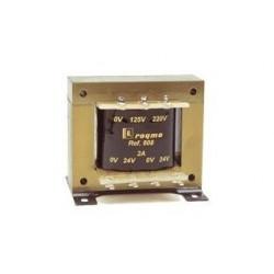 TRANSFORMADOR ROQMO 12+12V 0,75A ST710