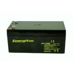 BATERIA 12V 3,2A ENERGI VM 135 X 67 X 66 mm