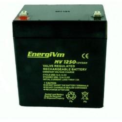 BATERIA 12V 5A ENERGIVM 90X70X107MM