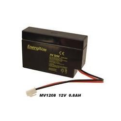 BATERIA 6V 2,8A ENERGVM 66X34X100MM