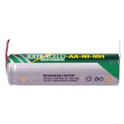 BATERIA AA 1000 MAH 14,0X48,5MM NI-CD