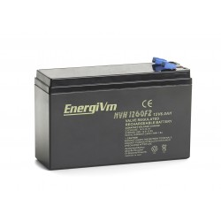 BATERIA 12V 6A ENERGIVM 200W 151X52X93MM ·