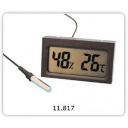 TERMOMETRO HIGROMETRO 50ºC+70ºC
