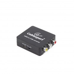 ADAPTADOR HDMI A VIDEO COMPUESTO (RCA) ALIM USB
