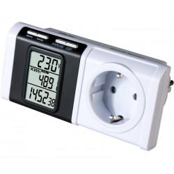 CONTADOR DE ENERGIA 16A 3680W MEL126