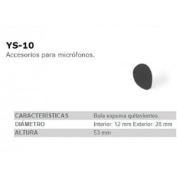 BOLA ESPUMA FONESTAR YS10