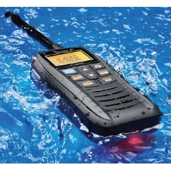 WALKIE MARINO ICOM IC-M25 VHF IPX7 GRIS