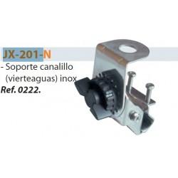 SOPORTE JX-201 CANAL,VIERTEAGUAS