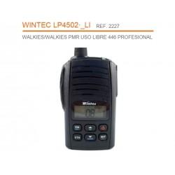 WALKI LP4502ELI+LCH681+BTFR80 PMR446