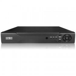 GRABADOR EUROMA 4 CAMARAS DVRT04 H264 VGA 3G