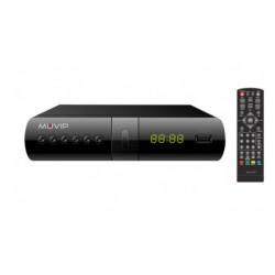 TDT MUVIP HD DVB-T2 GRABADOR, HDMI, EUROCONECTOR