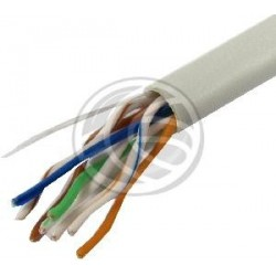 CABLE UTP CAT.6 RIGIDO (EN ROLLO 305M)