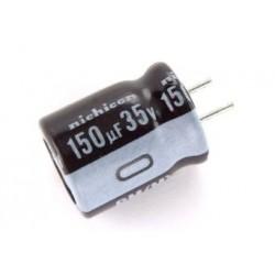 CONDENSADOR150/35 V. 105º ELECT.