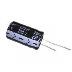 CONDENSADOR 220 MF 250 V