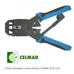 CRIMPADORA CELMAD RJ-9-11-12-45
