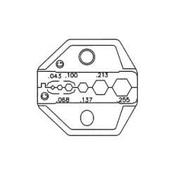 TENAZA GRIMPAR RG58-59-174 E.G. 2508