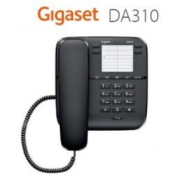 TELEFONO FIJO GIGASET DA310 SIN DISPLAY