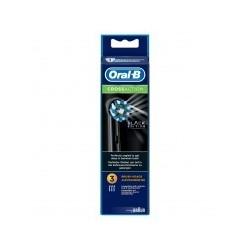 Recambio cepillo dental Braun EB 50-3 CROSS BLACK