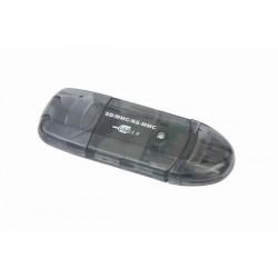 LECTOR DE TARJETAS USB 2.0 FD2-SD1