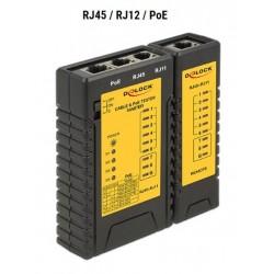 COMPROBADOR RJ45/12/BNC/USB