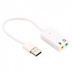 TARJETA DE SONIDO USB 2.0 VIRTUAL 7.1
