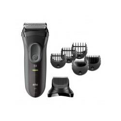 Afeitadora 3000BT Serie 3 BRAUN Save & Style