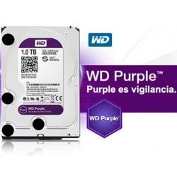 """DISCO DURO ESPECIAL DVR 1TB 3,5"""" WD PURPLE"""