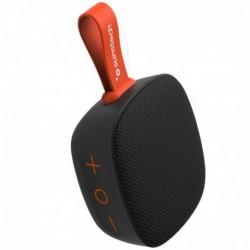 Altavoz Portatil Bluetooth Sunstech BRICKBK, negro