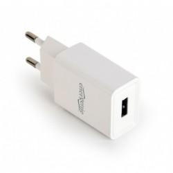 CARGADOR USB 5V 2,1A ENERGENIE EG-UC2A-03-W BLANCO