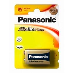 PILA ALKALINA 6LF22 / 6LR61AR PANASONIC