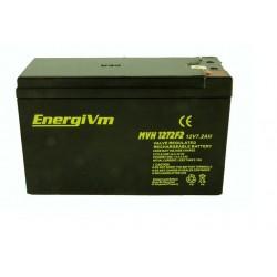 BATERIA 12V 7,2A ENERGI SAI FASTON GRAND151X65X101