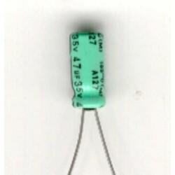 CONDENSADOR 47/35 V. 105º ELECT.