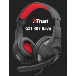 AURICULAR C/MICROFONO TRUST GAMING GXT 307 RAVU