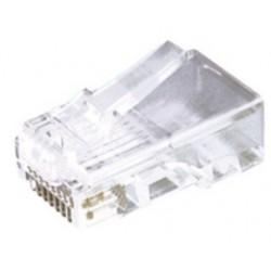 CONECTOR TELEFONO RJ9 4P4C