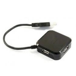 HUB USB 2.0 4 PUERTOS