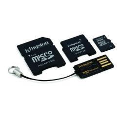 TARJETA MEMORIA MICRO SD 16GB+PEN DRIVE