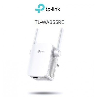 REPETIDOR WIFI 2,4GHZ 300 MBPS TP-LINK TL-WA855RE