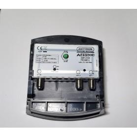 AMPLIFICADOR MASTIL 1 ENT. UHF 5G 2 SALIDAS