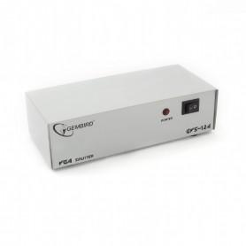 SPLITTER VGA 1 ENT.4 SAL. CABLEXPERT GVS124