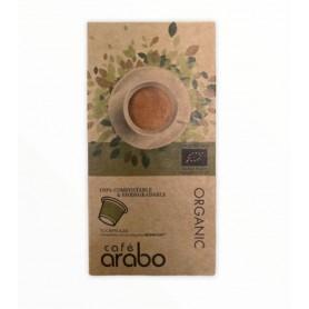 Café ARABO capsulas NSP ORGANIC