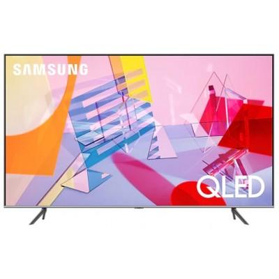 "TV SAMSUNG 50"" QE50Q64T UHD QLED SILVER"