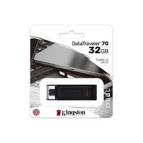 PENDRIVE USB TIPO C 32GB KINGSTON DT70