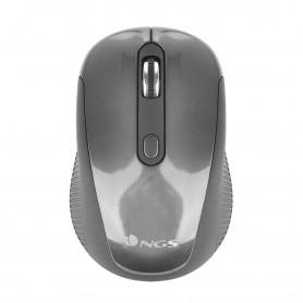 RATON NGS HAZE GRIS/NEGRO WIRELESS 2,4 Gz USB